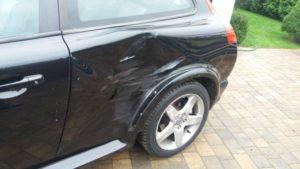 Zadośćuczynienie za wypadek samochodowy